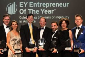 Congratulations To The Pacific Northwest's Exceptional Entrepreneurs!