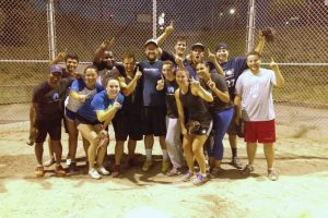 Simply Measured Wins The First IT Sports League Softball Championship