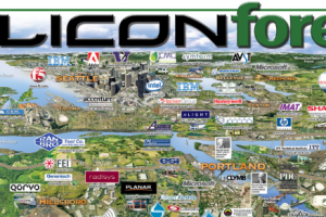 Mapping The Silicon Forest