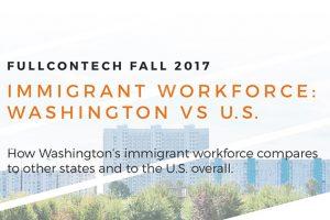 FullConTech Fall 2017: Comparing Washington's Immigrant Workforce